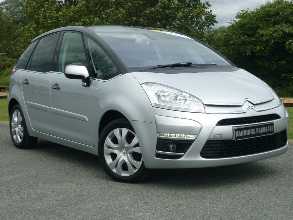 used Citroen C4 Picasso HDI PLATINUM in wirral-cheshire