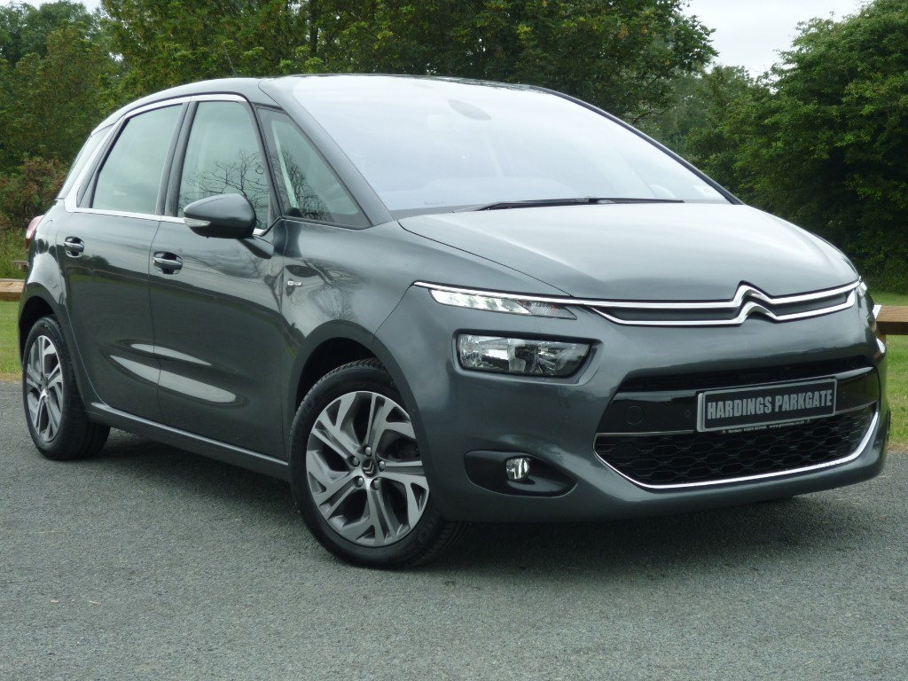 used Citroen C4 Picasso BLUEHDI EXCLUSIVE EAT6 in wirral-cheshire