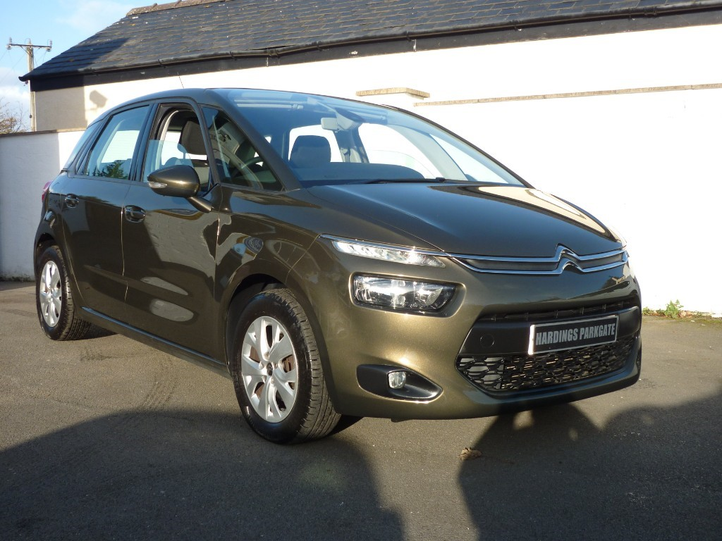 used Citroen C4 Picasso HDI VTR PLUS WITH 2 YEARS FREE SERVICING* used cars in wirral-cheshire