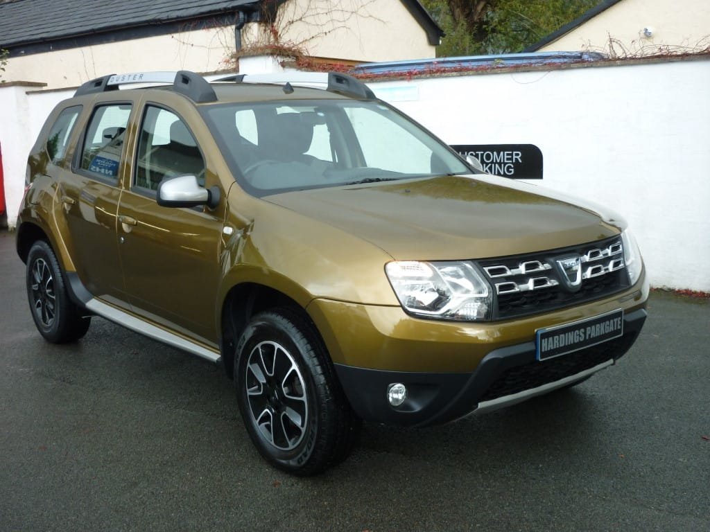 used Dacia Duster PRESTIGE DCI [NAV] 2 YEARS FREE SERVICING* used cars in wirral-cheshire