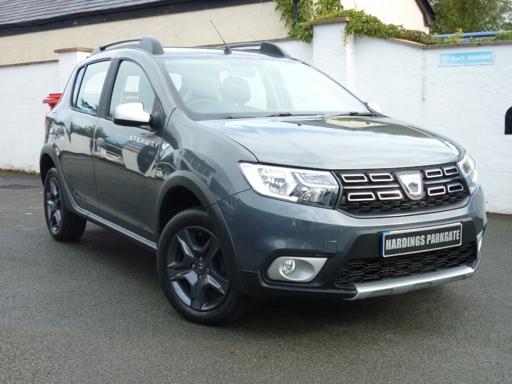 used Dacia Sandero STEPWAY SE SUMMIT TCE used cars in wirral-cheshire