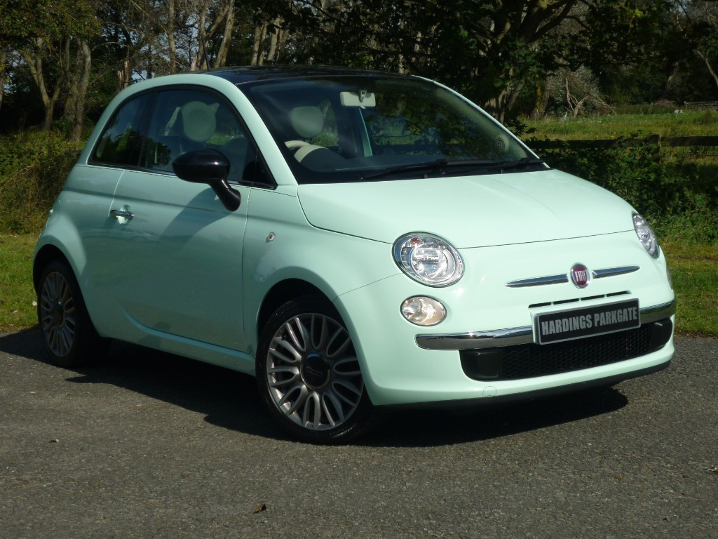 used Fiat 500 CULT in wirral-cheshire