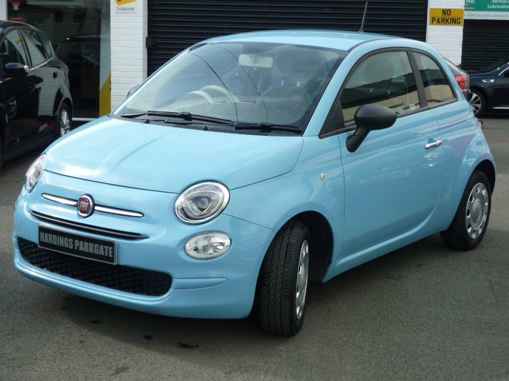 used Fiat 500 POP + AA WARRANTY used cars in wirral-cheshire