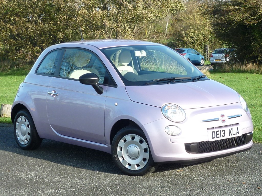 used Fiat 500 POP WITH 1 YEAR FREE AA MEMBERSHIP** in wirral-cheshire