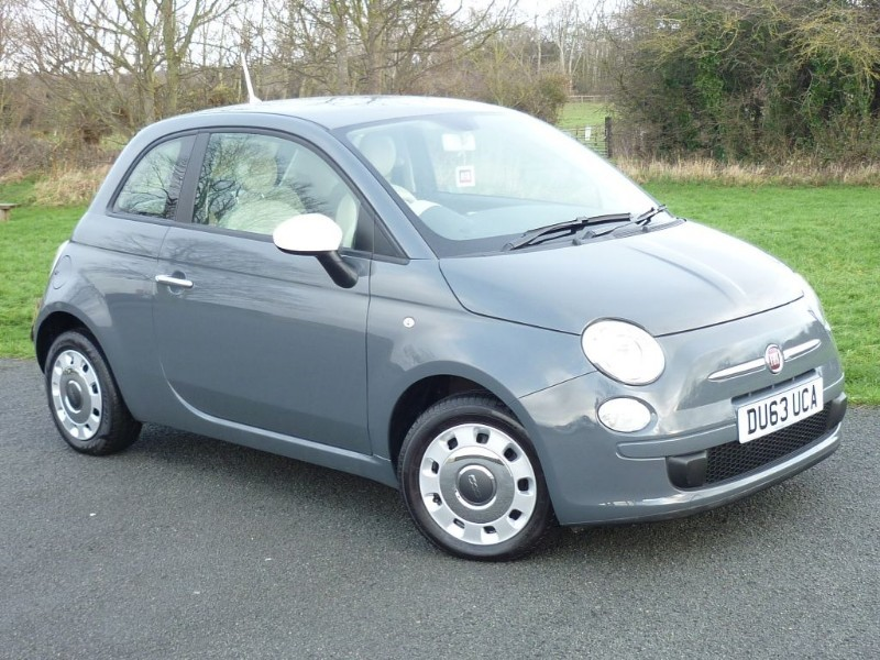 used Fiat 500 COLOUR THERAPY WITH 1 YEAR FREE AA MEMBERSHIP** in wirral-cheshire