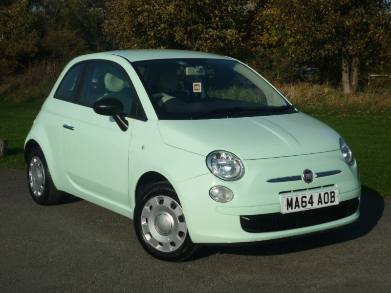 used Fiat 500 POP in wirral-cheshire