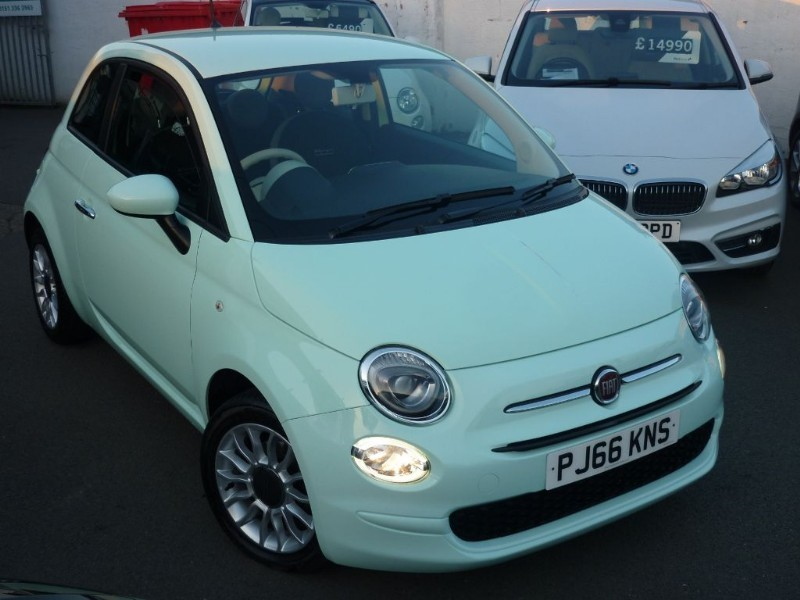 used Fiat 500 POP STAR in wirral-cheshire