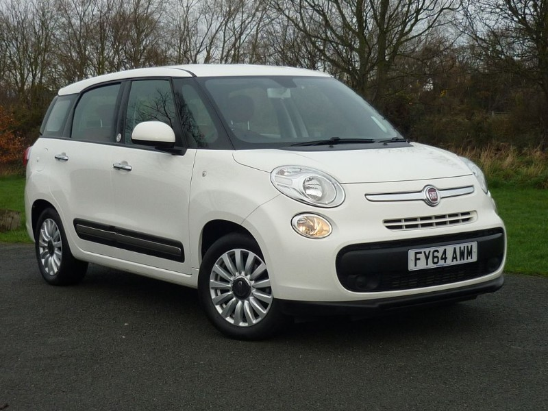 used Fiat 500L MPW MULTIJET POP STAR [7-SEAT] in wirral-cheshire