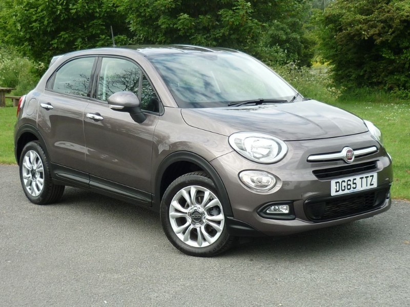 used Fiat 500X MULTIAIR POP STAR DDCT AUTO in wirral-cheshire