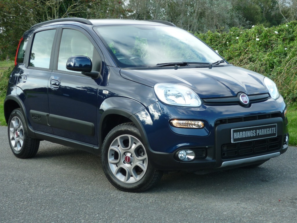 used Fiat Panda MULTIJET 4x4 [WINTER PACK] in wirral-cheshire
