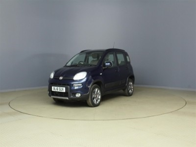 Used Manual Fiat for Sale in Wirral, Harding Motor Co Ltd |