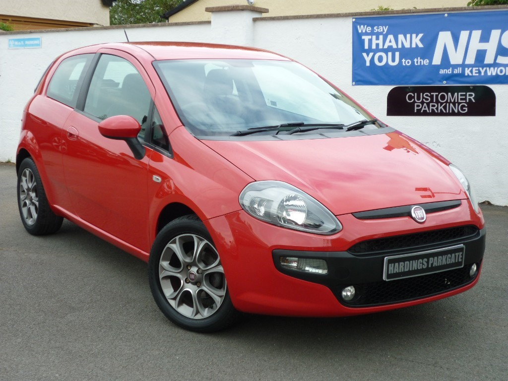 used Fiat Punto Evo GP WITH AA WARANTY used cars in wirral-cheshire