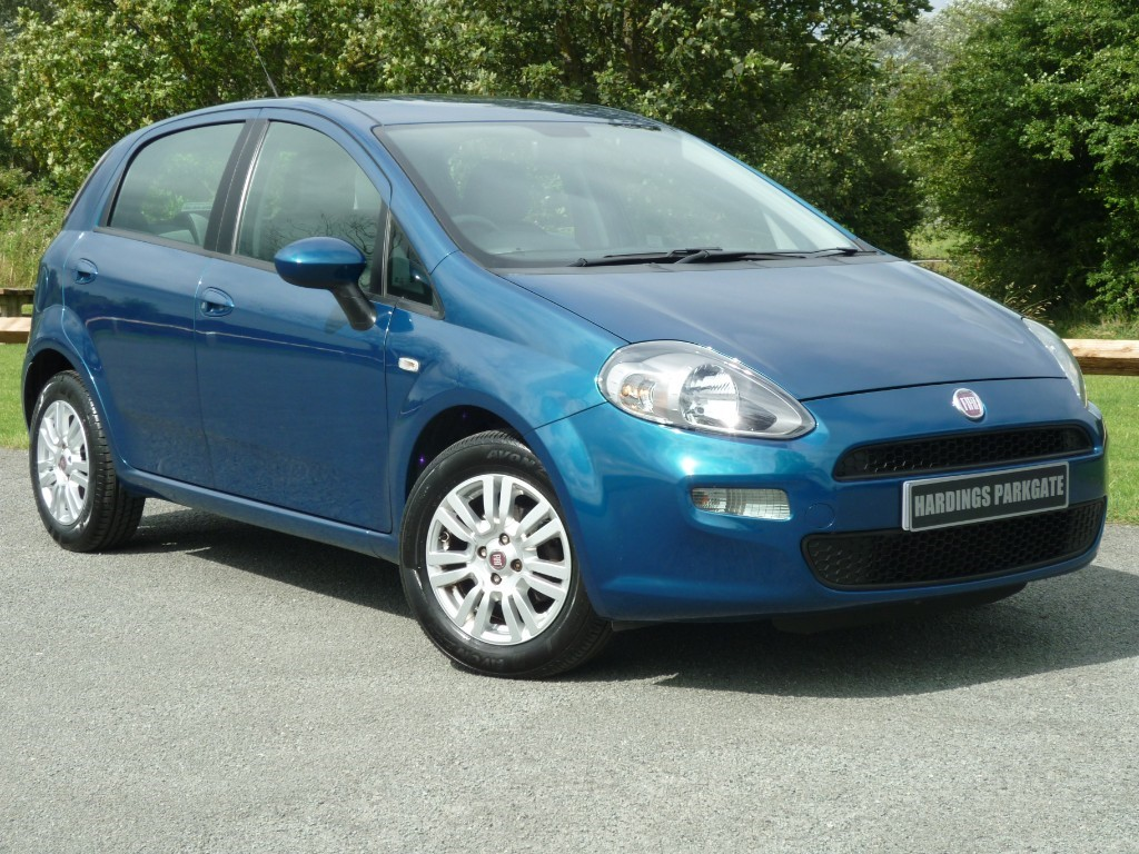 used Fiat Punto EASY in wirral-cheshire