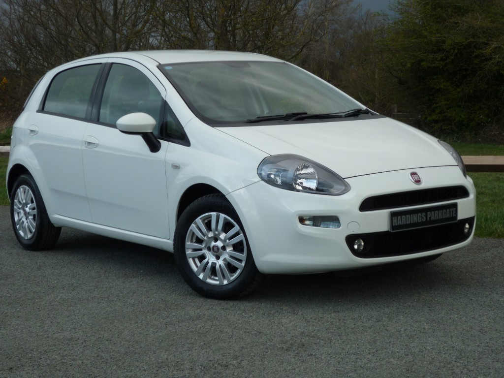 used Fiat Punto EASY [BRIO PACK] + AA WARRANTY in wirral-cheshire