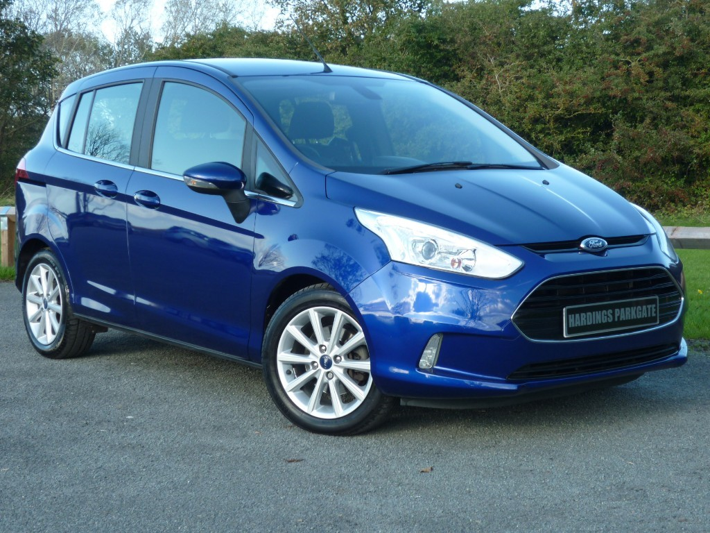 used Ford B-Max TITANIUM AUTO in wirral-cheshire