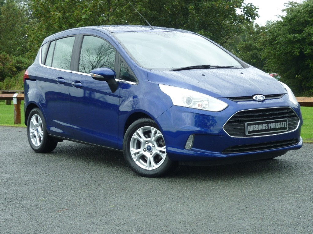 used Ford B-Max ZETEC AUTO in wirral-cheshire