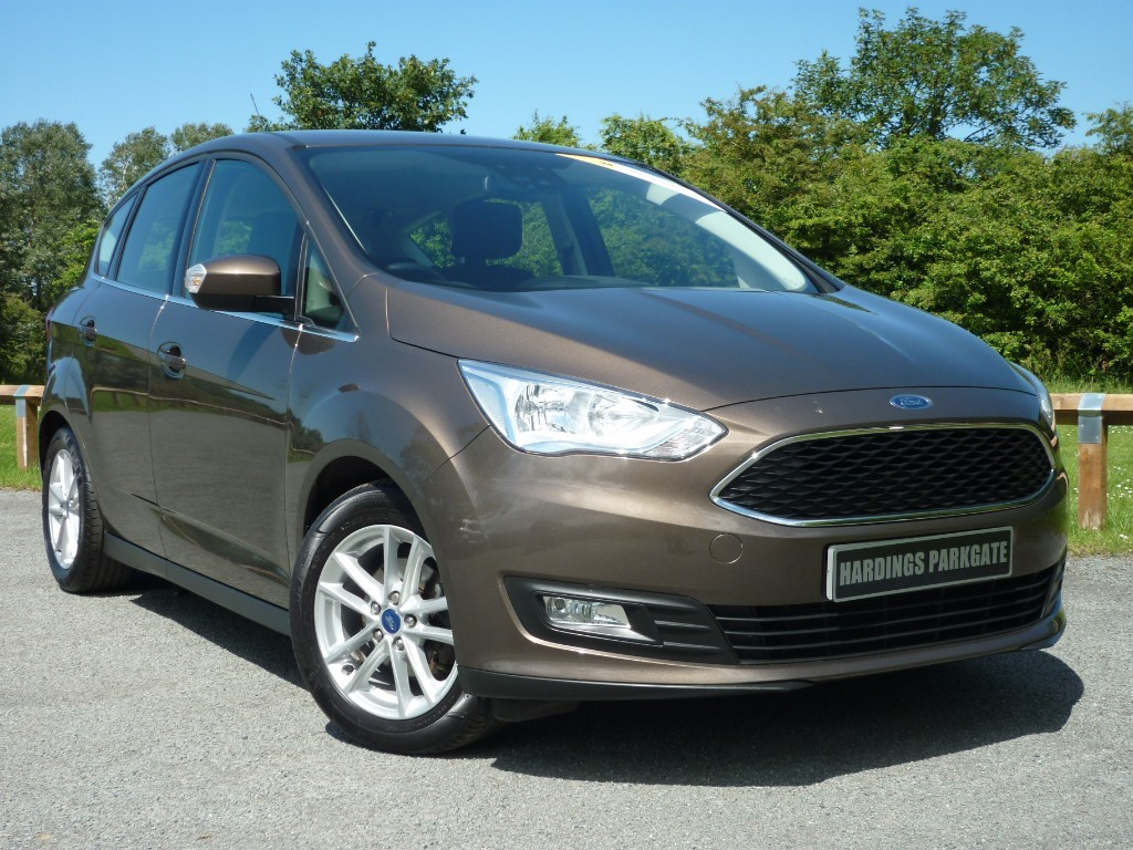 used Ford C-Max ZETEC TDCI NAVIGATION AUTO in wirral-cheshire