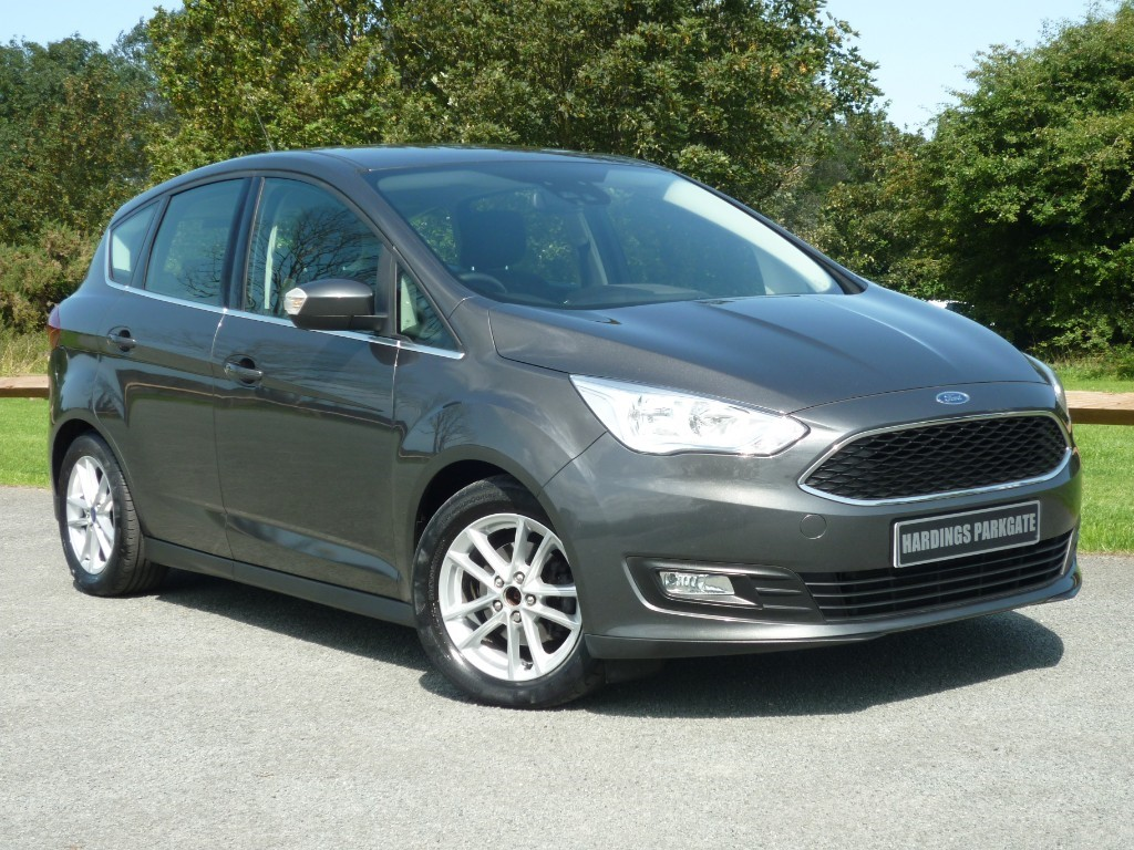 used Ford C-Max ZETEC TDCI AUTO NAVIGATION in wirral-cheshire