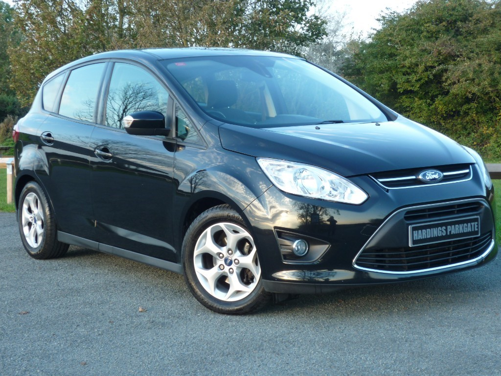used Ford C-Max ZETEC EcoBoost in wirral-cheshire