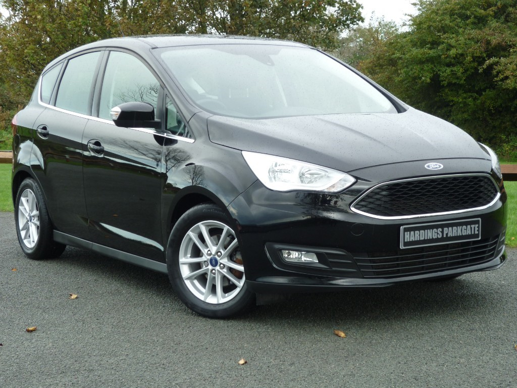 used Ford C-Max ZETEC in wirral-cheshire
