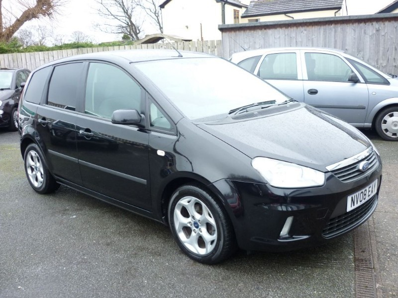 used Ford C-Max ZETEC WITH 1 YEAR FREE AA MEMBERSHIP* in wirral-cheshire