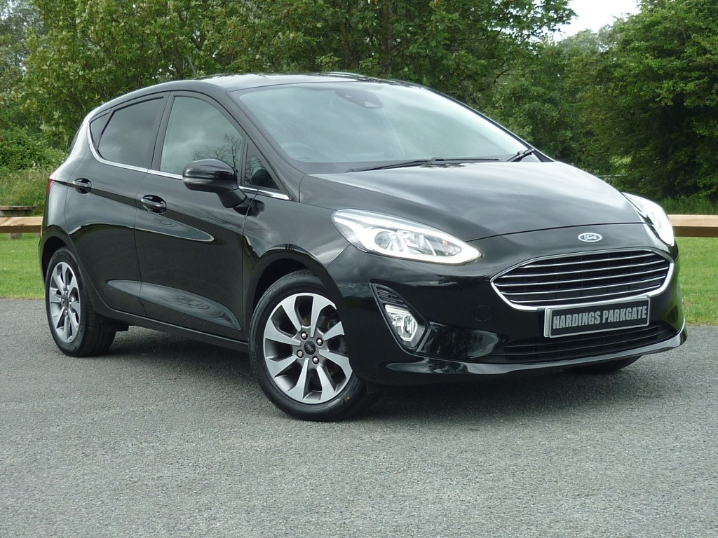 used Ford Fiesta ZETEC TURBO [NAV] in wirral-cheshire