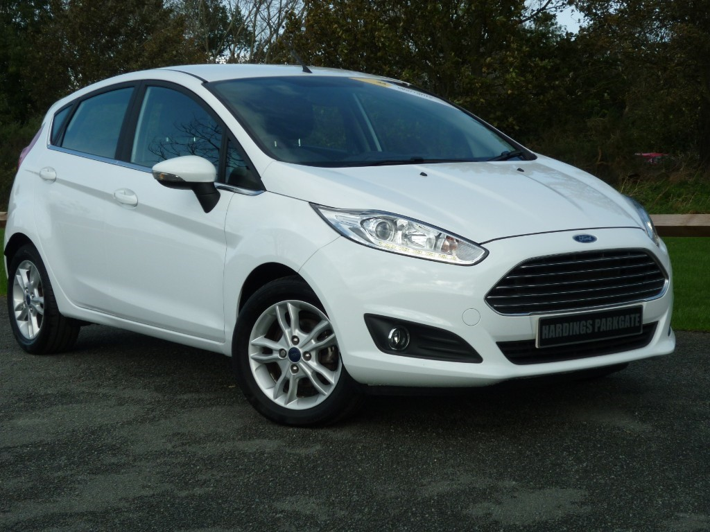 used Ford Fiesta ZETEC TDCI in wirral-cheshire