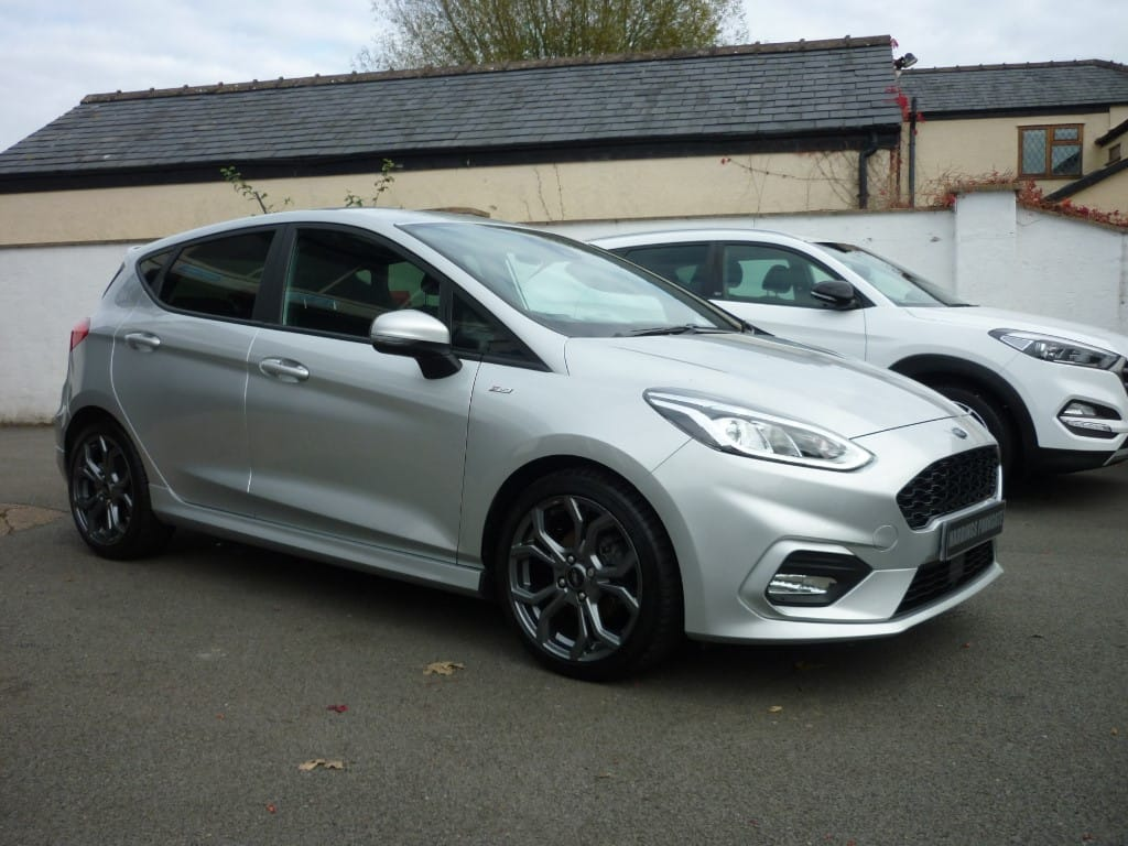 used Ford Fiesta ST-LINE NAV 2 YEARS FREE SERVICING* used cars in wirral-cheshire