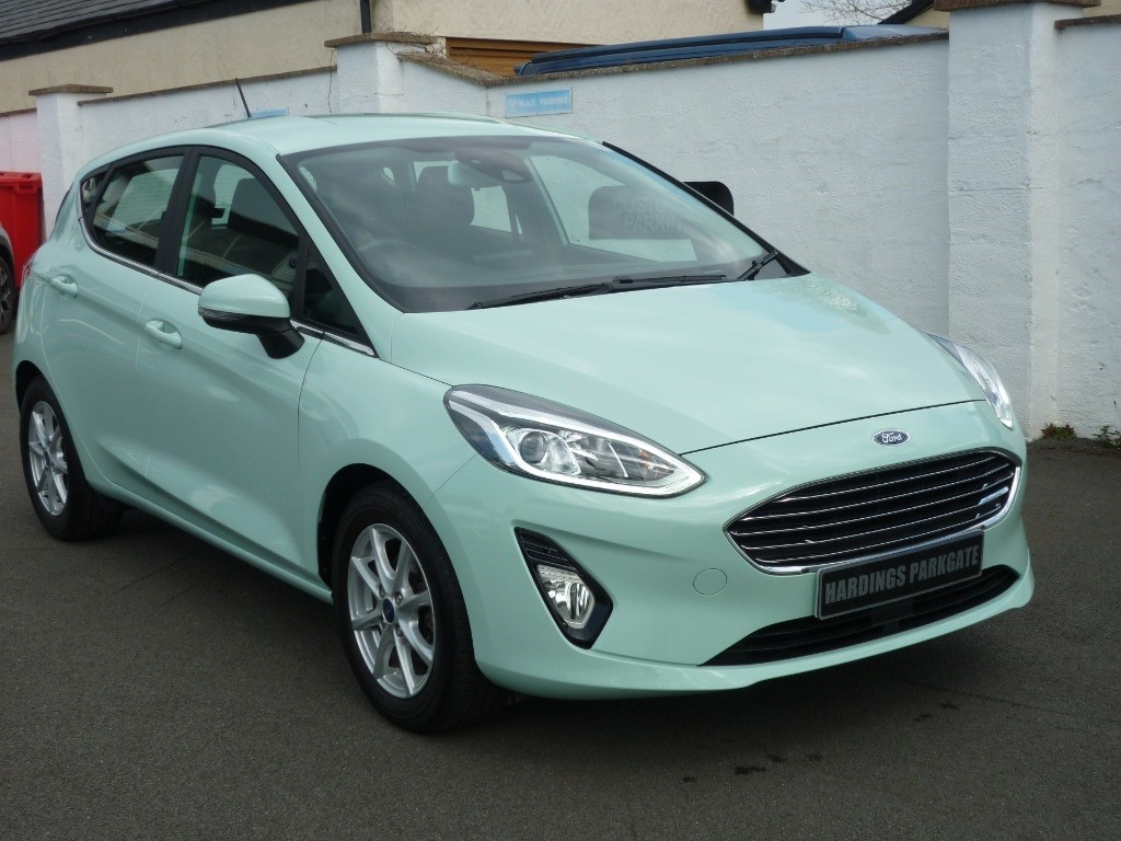 used Ford Fiesta B AND O PLAY ZETEC NAV used cars in wirral-cheshire
