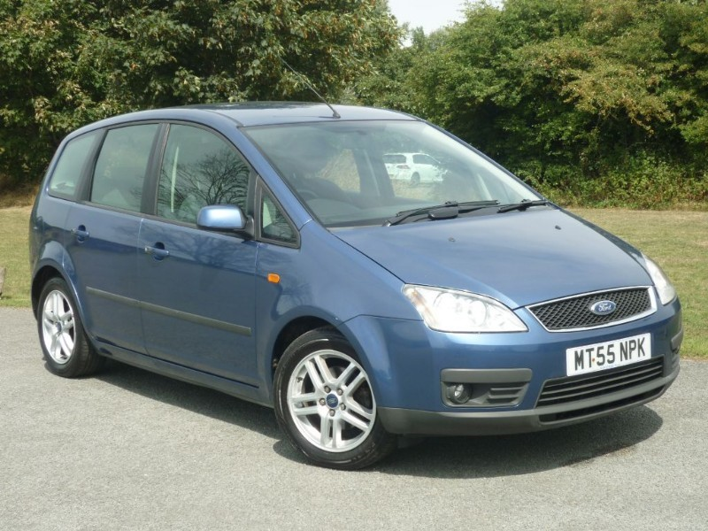 used Ford Focus C-Max ZETEC in wirral-cheshire