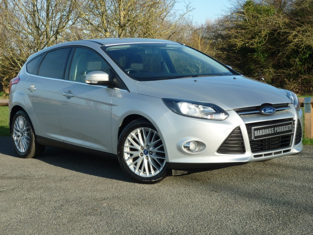 used Ford Focus ZETEC in wirral-cheshire