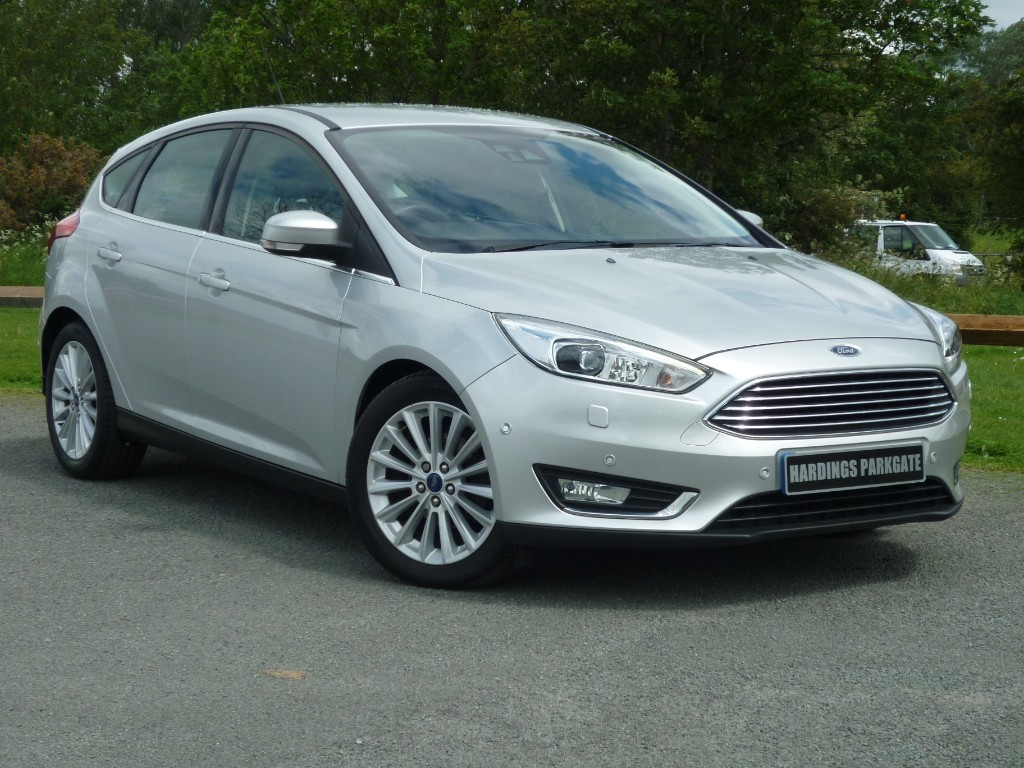 used Ford Focus TITANIUM X TDCI in wirral-cheshire