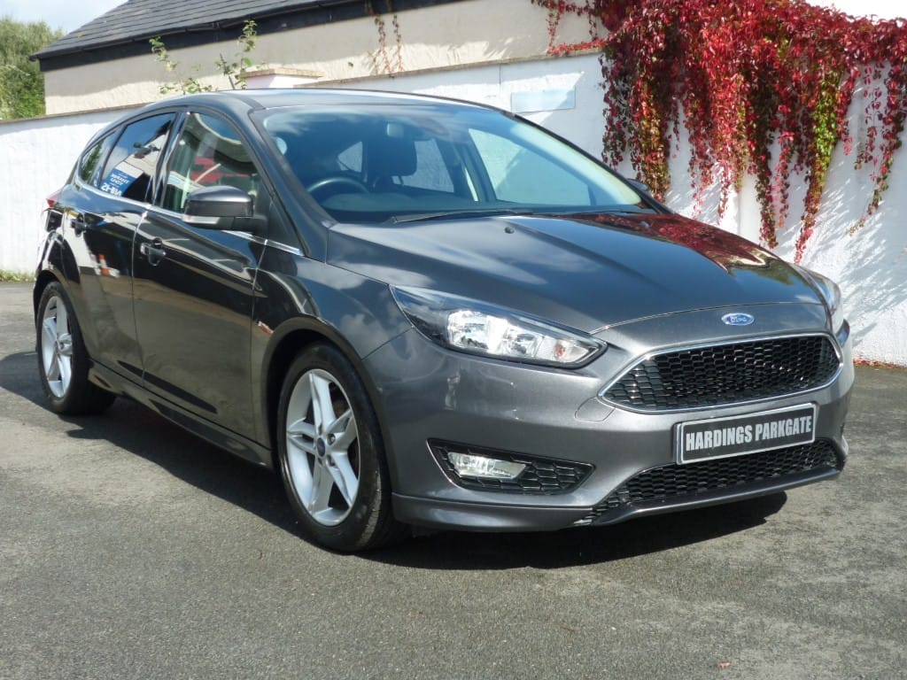 used Ford Focus 1.5TDCI ZETEC S NAV 2 YEARS FREE SERVICING* used cars in wirral-cheshire