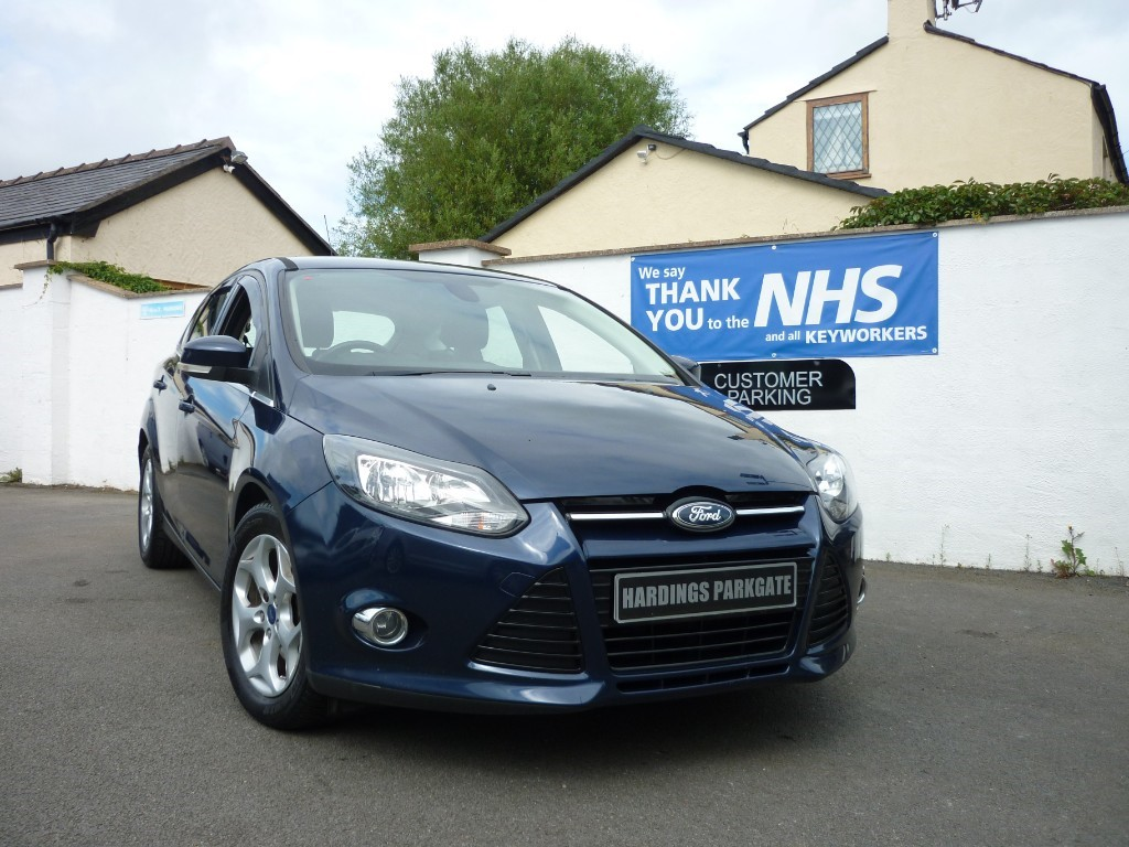 used Ford Focus TITANIUM TDCI used cars in wirral-cheshire