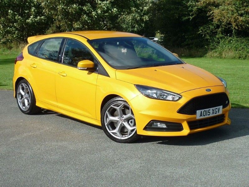 used Ford Focus ST-2 WITH 1 YEAR FREE AA MEMBERSHIP** in wirral-cheshire