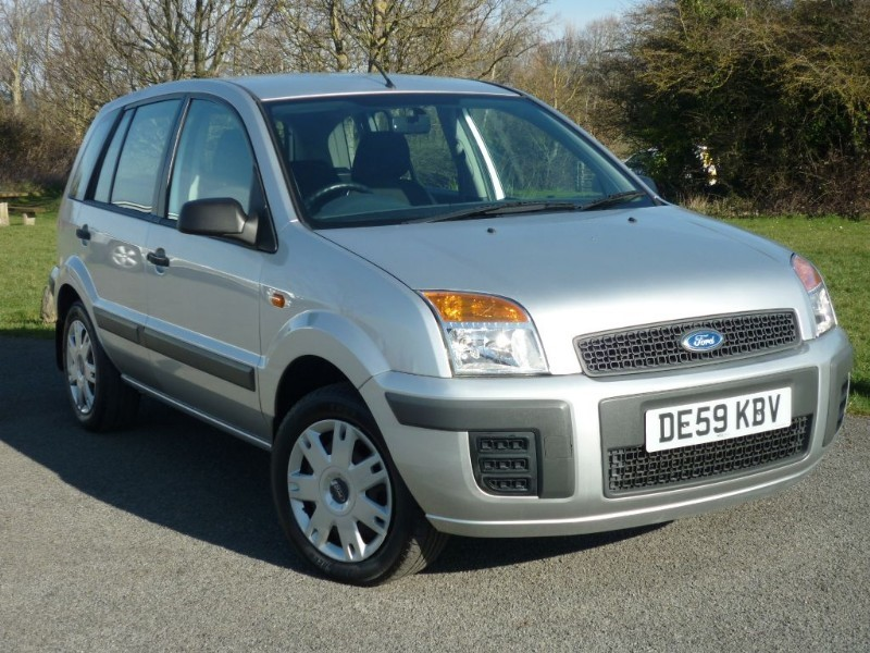 used Ford Fusion STYLE PLUS TDCI in wirral-cheshire