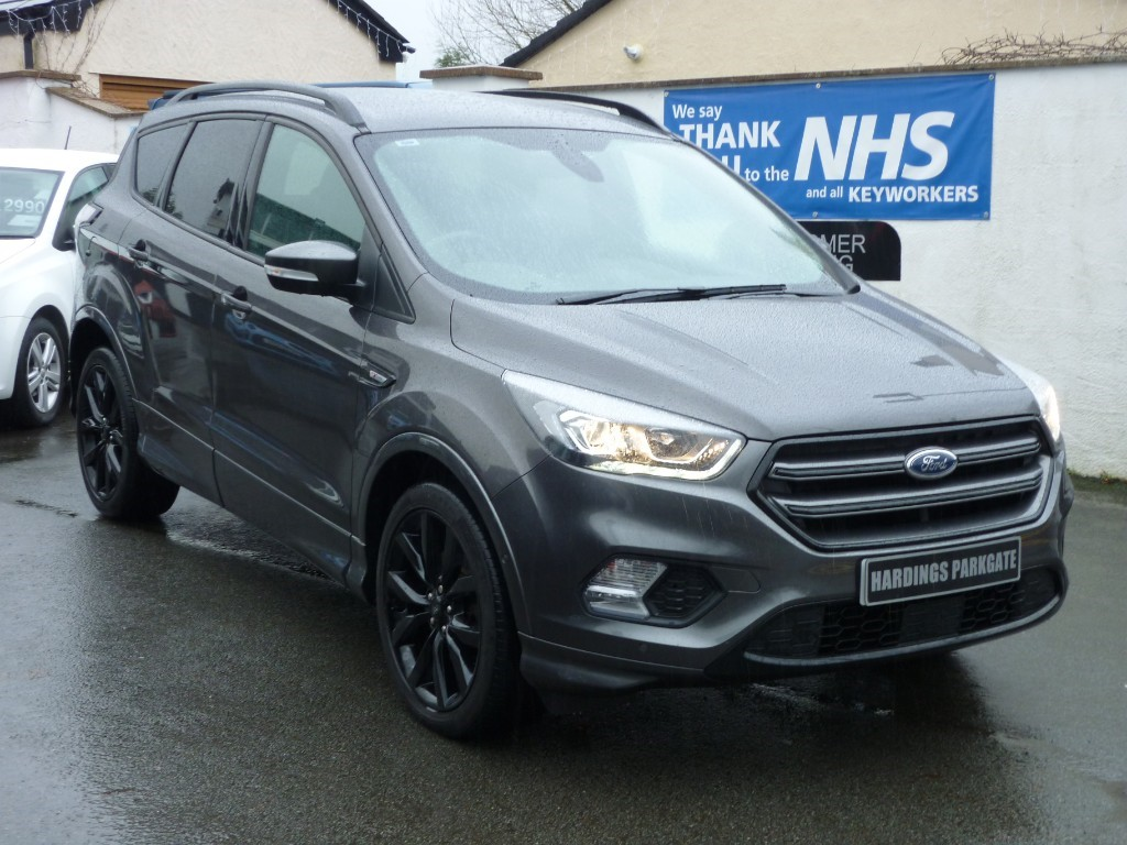 used Ford Kuga ST-LINE TDCI [NAV] WITH 2 YEARS FREE SERVICING* used cars in wirral-cheshire