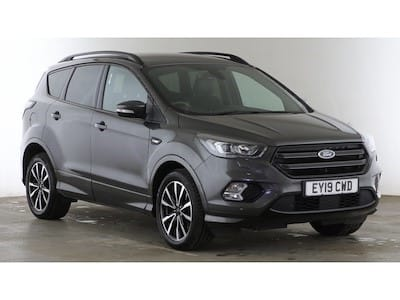 used Ford Kuga ST-LINE TDCI AUTO 4WD used cars in wirral-cheshire
