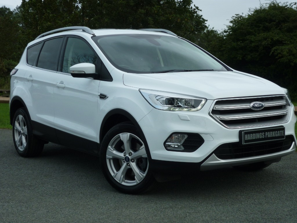 used Ford Kuga TITANIUM X TDCI in wirral-cheshire