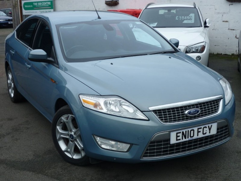 used Ford Mondeo TITANIUM 140 TDCI in wirral-cheshire
