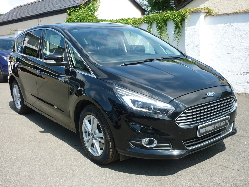 used Ford S-Max TITANIUM [X PACK] TDCI used cars in wirral-cheshire