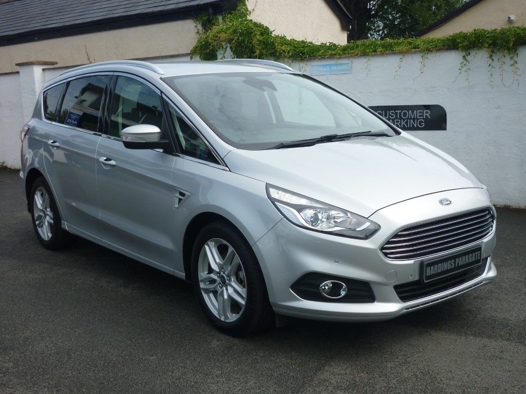 used Ford S-Max TITANIUM TDCI used cars in wirral-cheshire