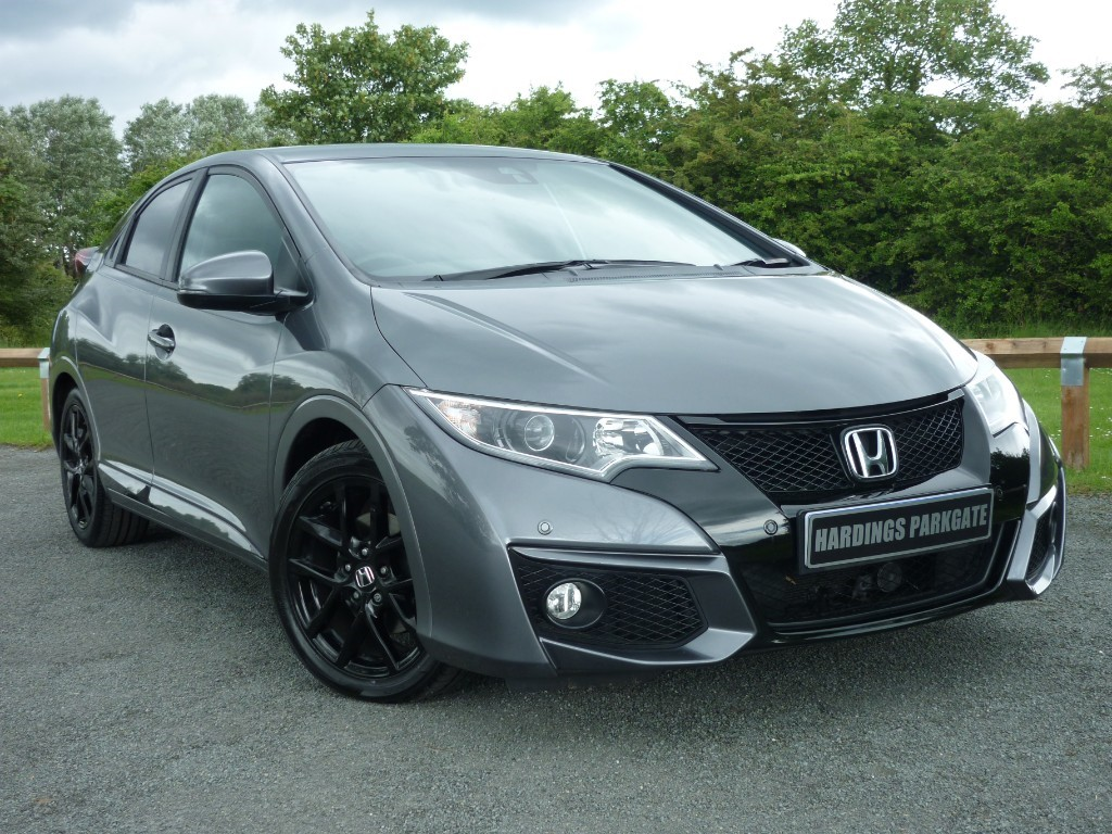 used Honda Civic I-DTEC SPORT in wirral-cheshire