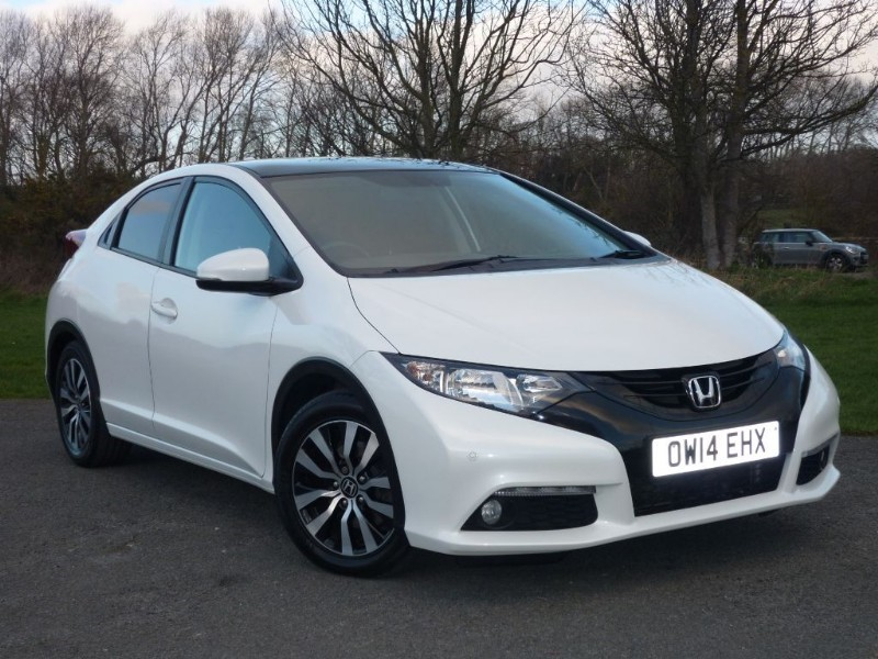 used Honda Civic I-DTEC SR in wirral-cheshire