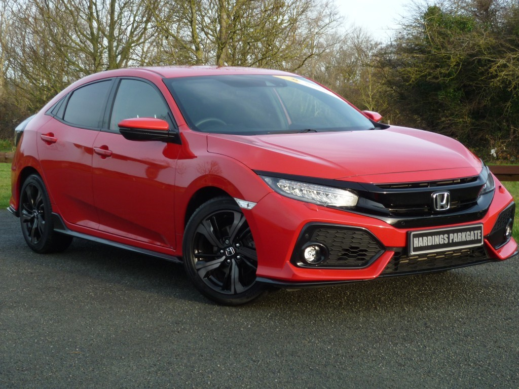 used Honda Civic VTEC SPORT 2 YEARS FREE SERVICING* in wirral-cheshire