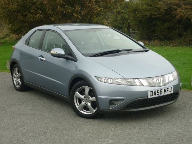 used Honda Civic SE I-VTEC LEATHER in wirral-cheshire