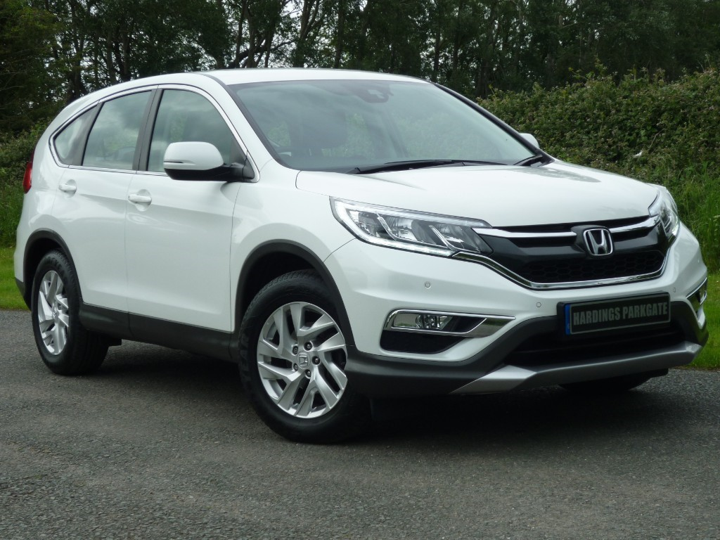 used Honda CR-V I-DTEC SE in wirral-cheshire