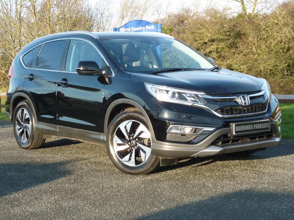 used Honda CR-V I-DTEC SR in wirral-cheshire