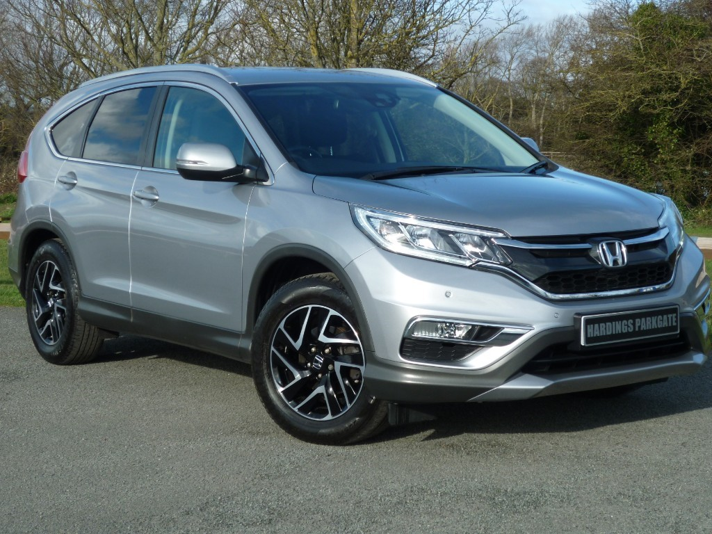 used Honda CR-V I-DTEC SE PLUS NAVI/DASP WITH 2 YEAR FREE SERVICING* in wirral-cheshire