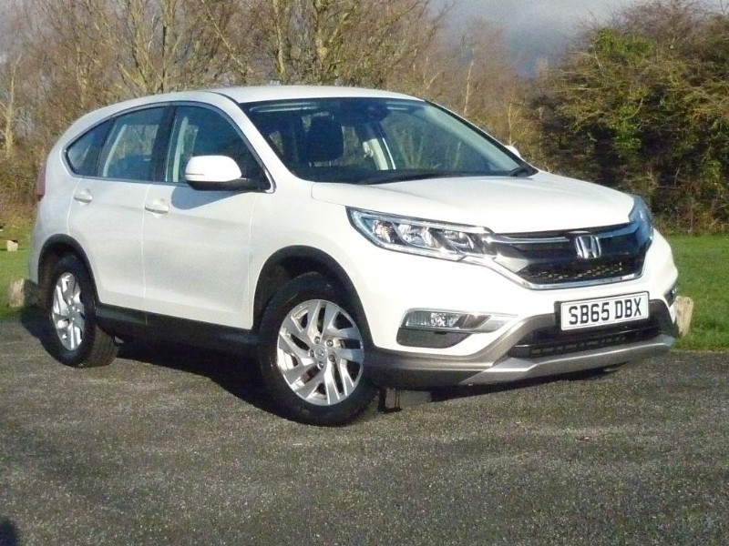 used Honda CR-V I-VTEC SE [NAV/DASP] in wirral-cheshire